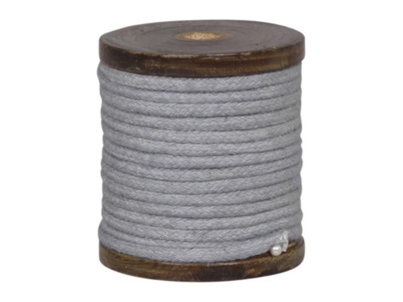Baumwollband auf Holzspule